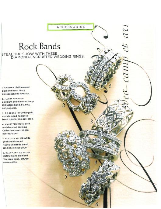 Pretty Diamond bands
