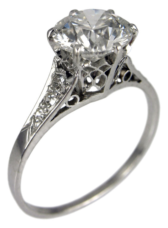 Wedding Rings for WomenZales Antique Wedding Rings If you are going to