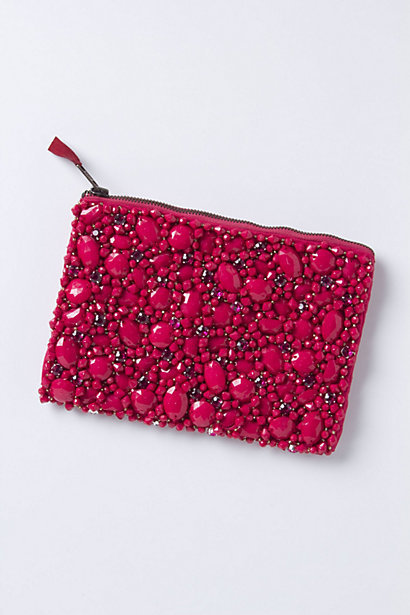 Anthropologie Jewel in the  Rough Pouch, $58.00