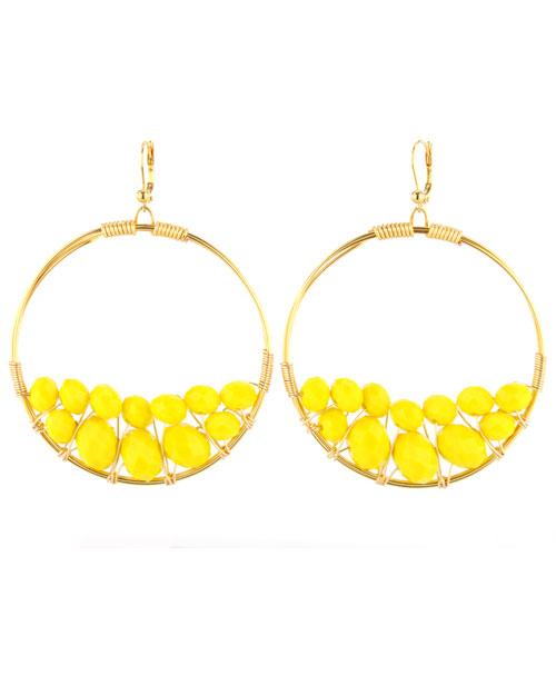 Rory-Ashton-Navajo-cluster-earring-yellow-crystal-10906249