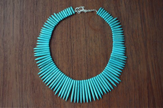 tribal queen necklace 2
