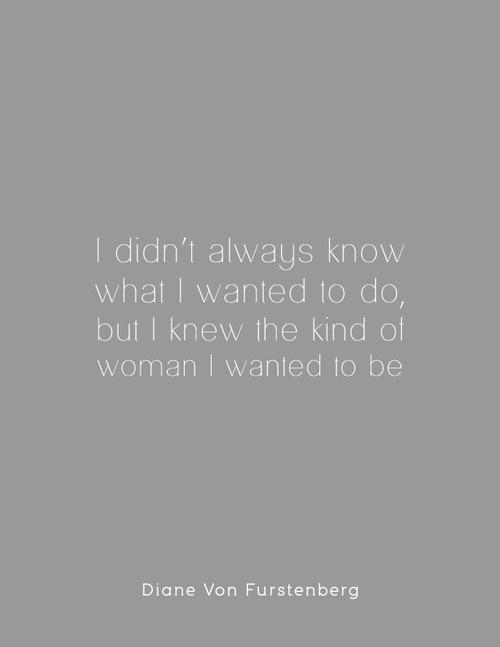 I didn't