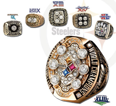 Superbowl rings