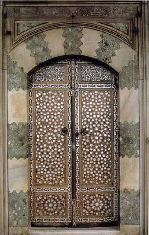 march door