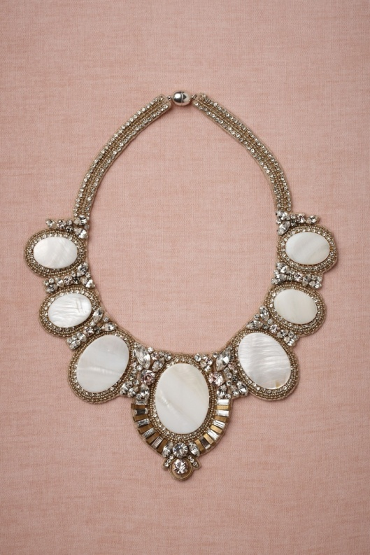 Reflecting Pools Necklace $600.00.  Available at www.bhldn.com