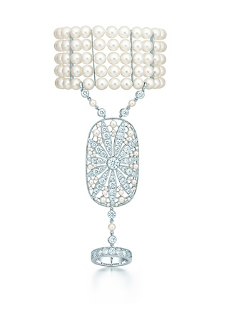 The Great Gatsby Collection Daisy Hand Ornament, $75,000.00