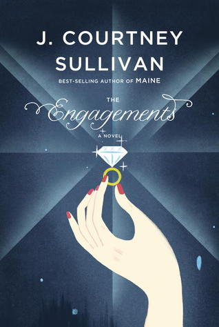 The Engagements (Hardcover) by J. Courtney Sullivan, $18.22