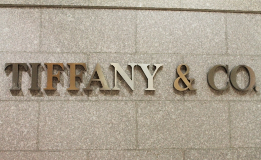 Tiffany and co sign