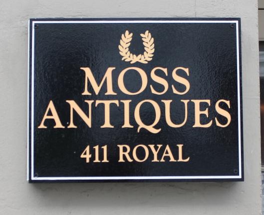 Moss Antiques